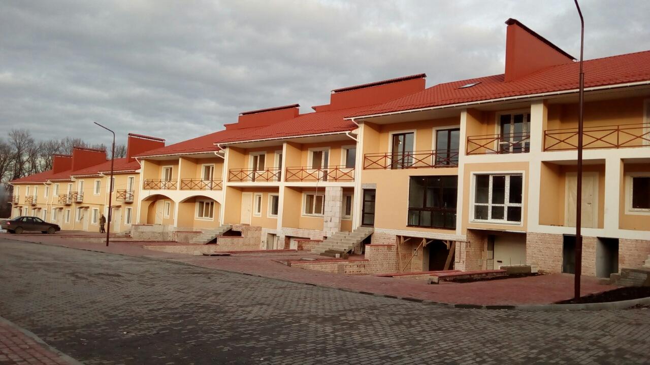 Хмельницький, котеджне містечко-Західний квартал_СБС14,СБС15,СБС16